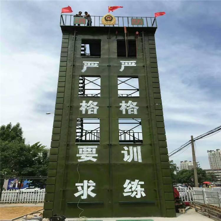 训练塔在搭建方面有什么注意事项?